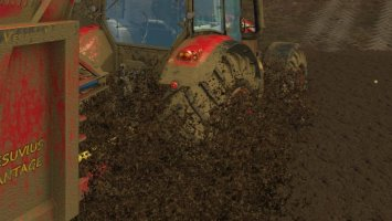 Terrain and Dirt Control