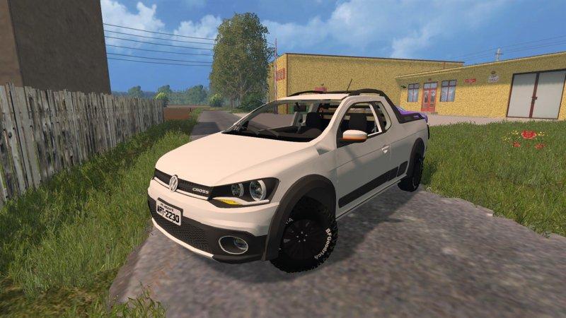 Vw Saveiro G6 Ls15 Mod Mod For Landwirtschafts