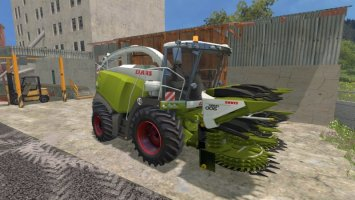 Claas Jaguar 980 Dynamic Power ls15