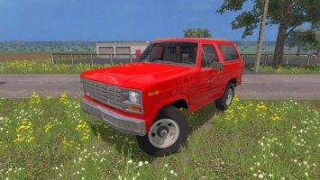 Ford Bronco v2 ls15