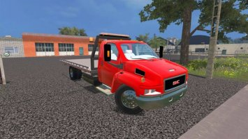 GMC Flatbed ls15
