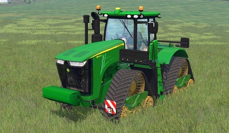 JOHN DEERE 9560RX V2