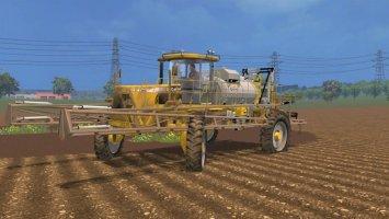 Rogator 1386 Fertilizer Spreader ls15
