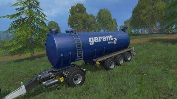 Watertrailer XXL LS15