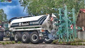 Bossini B200 v3 ls15