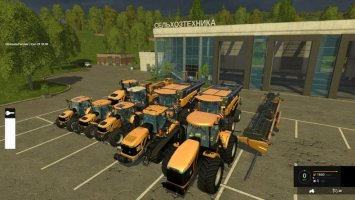 Cat Challenger and Cat Lexion Pack LS15