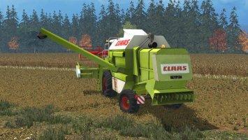 Claas Dominator 108SL ls15