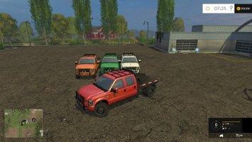 Ford Diesel LS15