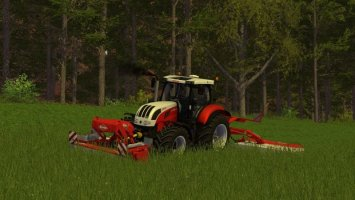 Kuhn Mower Pack LS15