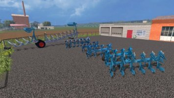 Lemken Plows Pack ls15