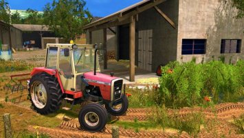 MASSEY FERGUSON 698 OLD EDITION LS15