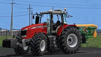 Massey Ferguson 7726 Washable LS15