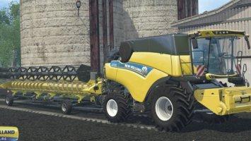 New Holland CR 9.80