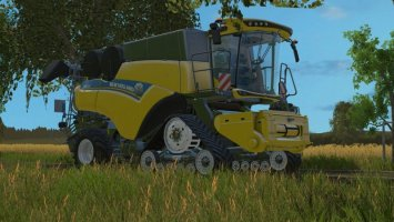 New Holland CR10.90 Real Engine LS15
