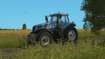 New Holland T8.320 Real Engine LS15