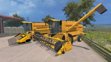 New Holland TX 34 v0.1 LS15