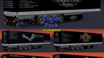 TRAILER PACK SCS TRUCK SIMULATOR V3.0 ets2
