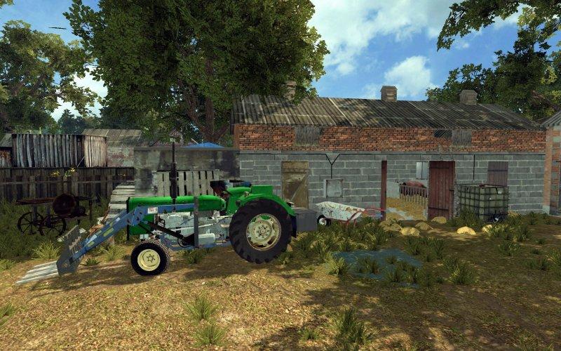 Ursus C-360 TUR - LS15 Mod | Mod for Farming Simulator 15