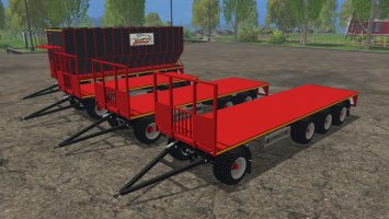 Agpro Trailer Pack LS15