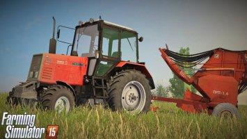 Belarus 892 LS15