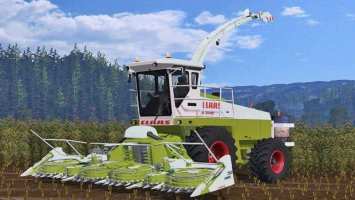 Claas Jaguar 685 Washable LS15