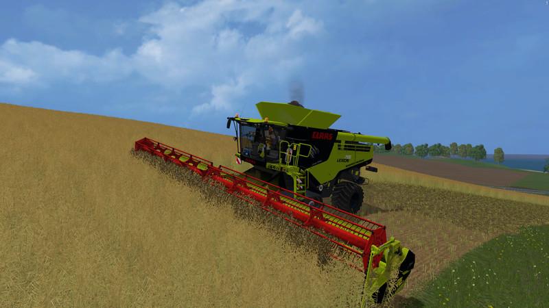 claas lexion 795 v1 2 mod mod for farming simulator 15 ls portal. Black Bedroom Furniture Sets. Home Design Ideas