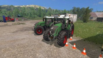 Fendt 936 by Grifo Farmer LS15