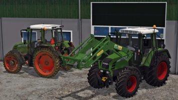 Fendt Farmer 307 Ci LS15