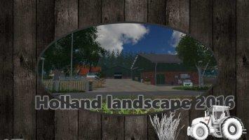 Holland Landscape 2016 v1 LS15