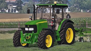 John Deere 5080M Washable LS15