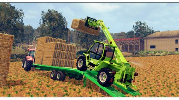 Joskin Wago Lader 8m and 10m ls15