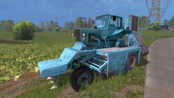 MTZ RKS-6 Harvesters ls15