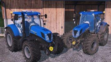 New Holland T7 170 LS15