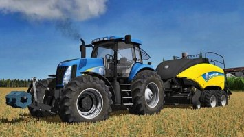 New Holland TG 285 Final LS15