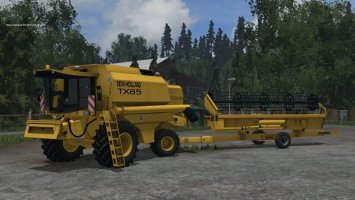 New Holland TX 65 Pack ls15