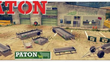 Pack Paton Livestock feeder ls15