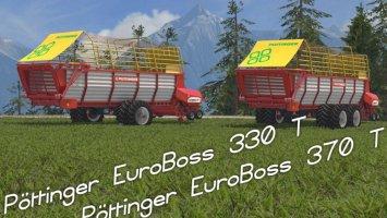 Pöttinger EuroBoss Pack ls15