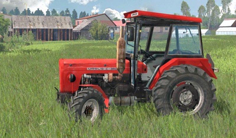 Ursus C 330 4x4 Ls 15 (Choices)