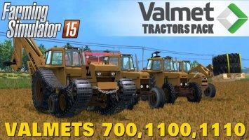 Valmet Traktor Pack ls15