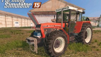 Zetor ZTS by SP ls15