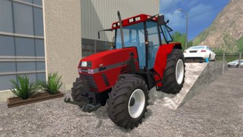 Case IH Maxxum 5150 PLUS ls15