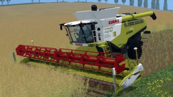 Claas 700 Series pack ls15