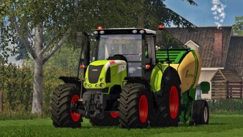 Claas Arion 620 washable ls15