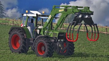 Fendt Favorit 515C Washable v3