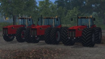 IHC - International 3588 2x2 LS15