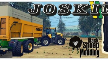 Joskin Trans Space 7000 23 v4.1 with WheelShader LS15