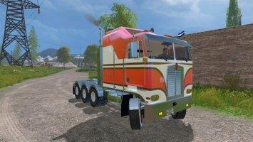 Kenworth K100 CabOver v2.0 ls15