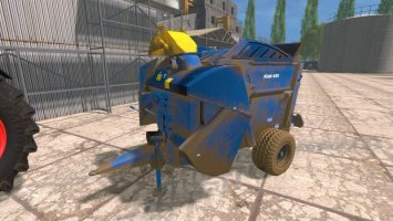 Kidd 450 Bale Shredder ls15
