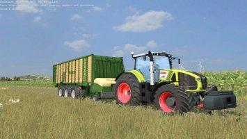 KRONE ZX 550GD ls15