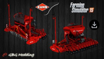Kuhn Venta LC402 and HR 404 ls15
